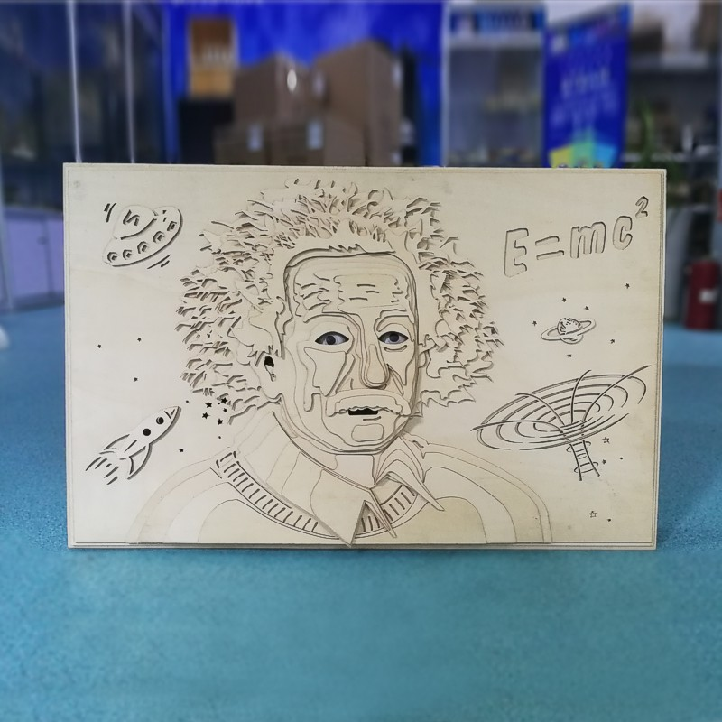 Naughty Einstein